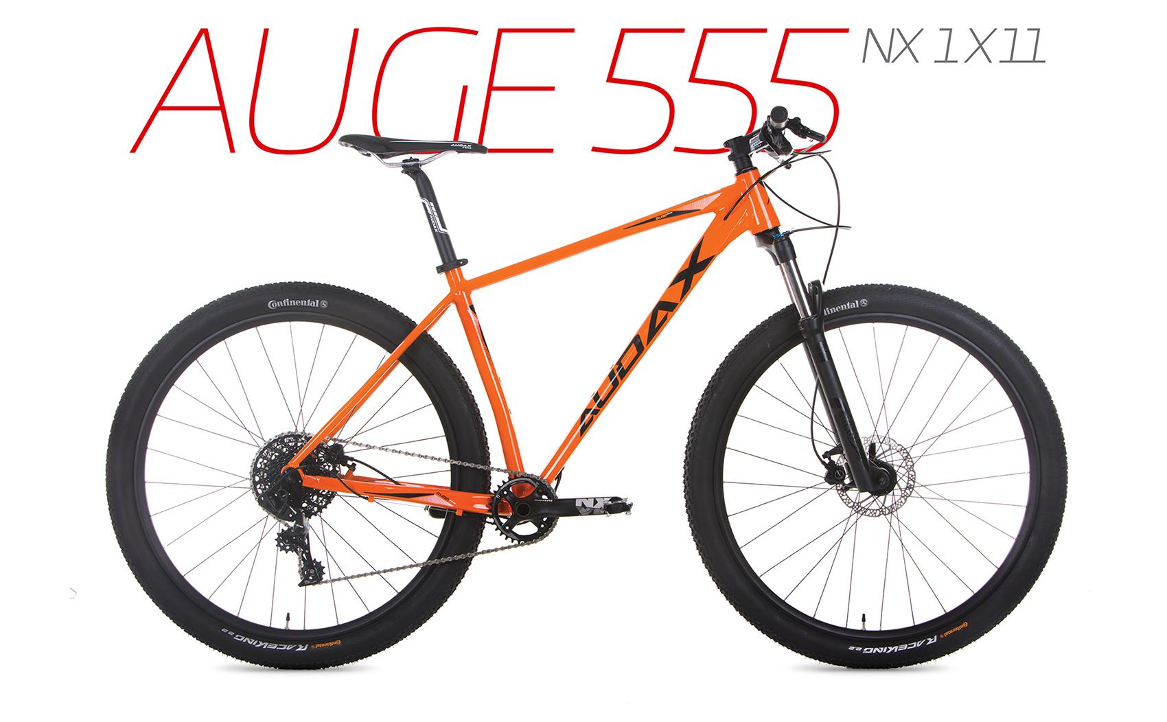 AUGE 555 NX <small> usai </small>