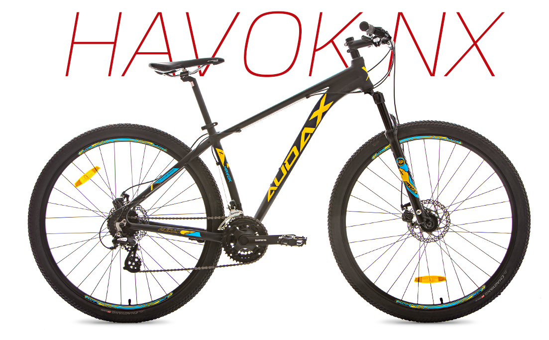 HAVOK NX <small> usai </small>