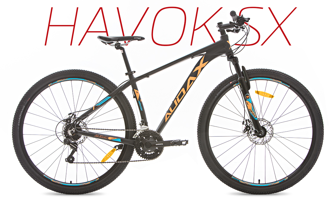 HAVOK SX <small> usai </small>