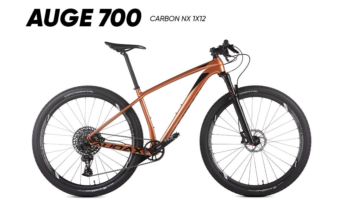 AUGE 700 NX 1X12 - 2021