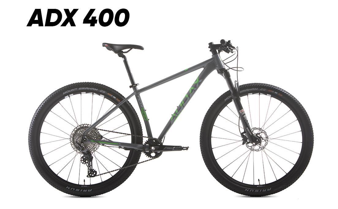 ADX 400 2021
