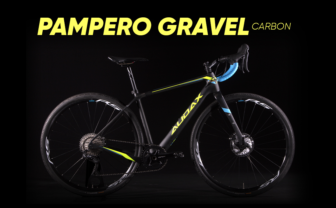 Pampero Gravel Carbon