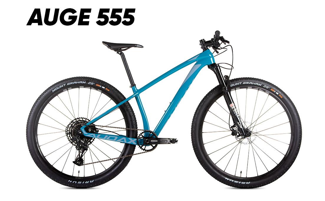 Auge 555 Carbon - SX 1X12- 2021