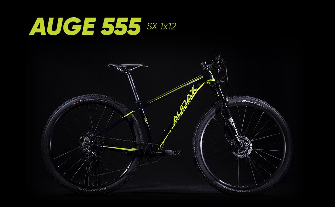 Auge 555 SX 1x12